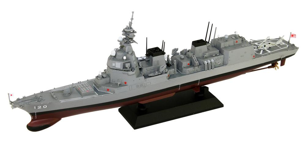 海上自衛隊 護衛艦 DD-120 しらぬい完成品(ピットロード塗装済完成品モデルNo.JPM013)商品画像_1