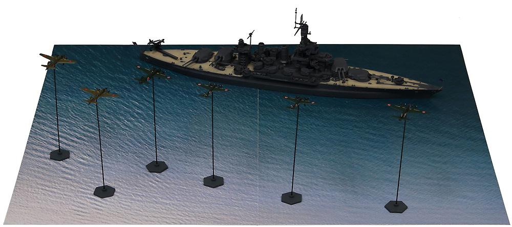 サイパン上陸支援作戦 (BB-46 メリーランド VS 日本海軍陸攻部隊)プラモデル(ピットロードスカイウェーブ S シリーズNo.SPS006)商品画像_3