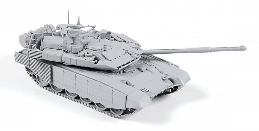 T-90MS ロシア主力戦車プラモデル(ズベズダ1/72 ミリタリーNo.5065)商品画像_3