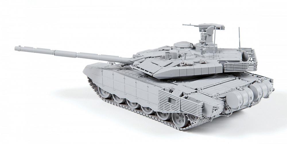 T-90MS ロシア主力戦車プラモデル(ズベズダ1/72 ミリタリーNo.5065)商品画像_4
