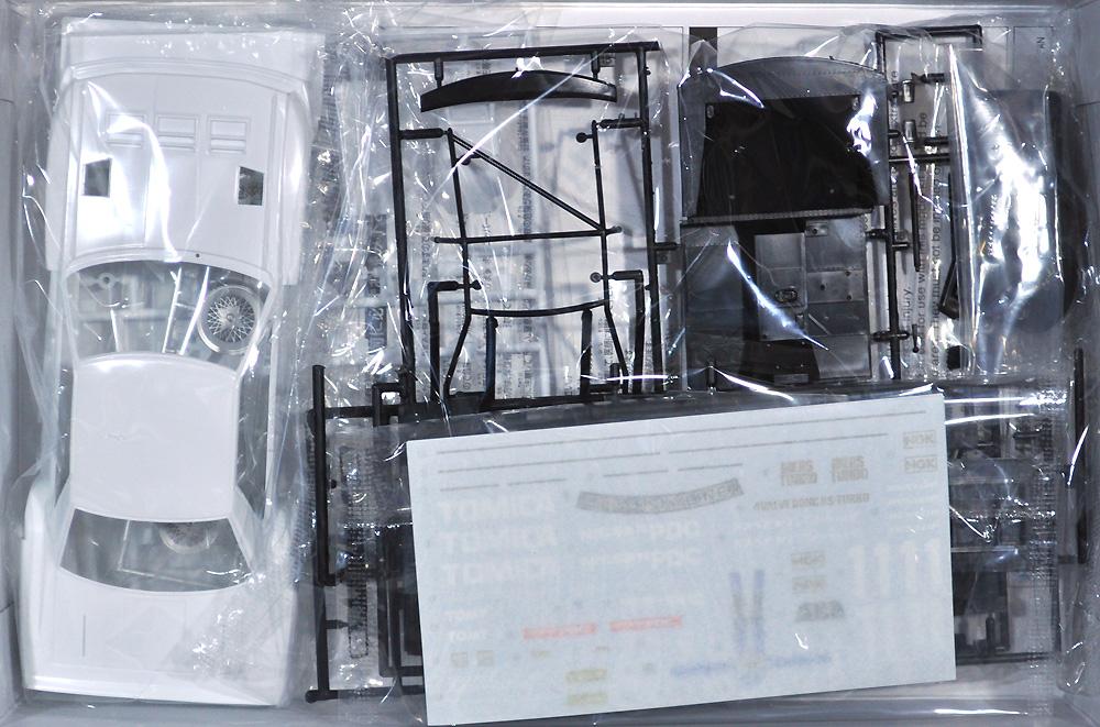 ニッサン KDR30 スカイライン スーパーシルエット '82プラモデル(アオシマ1/24 ザ・モデルカーNo.011)商品画像_1