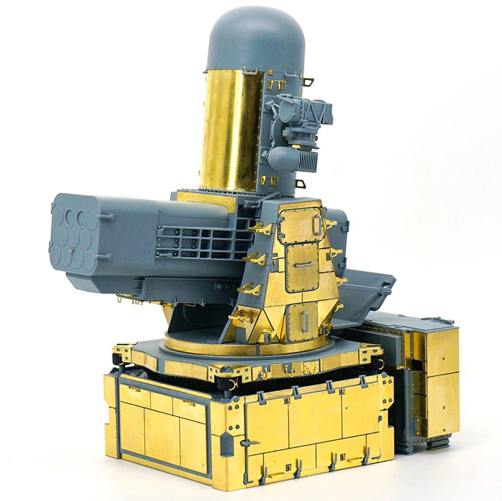 アメリカ海軍 MK-15 MOD.31 シーラム w/追加装甲板プラモデル(RPG Scalemodel1/35 ミリタリーNo.35006)商品画像_1