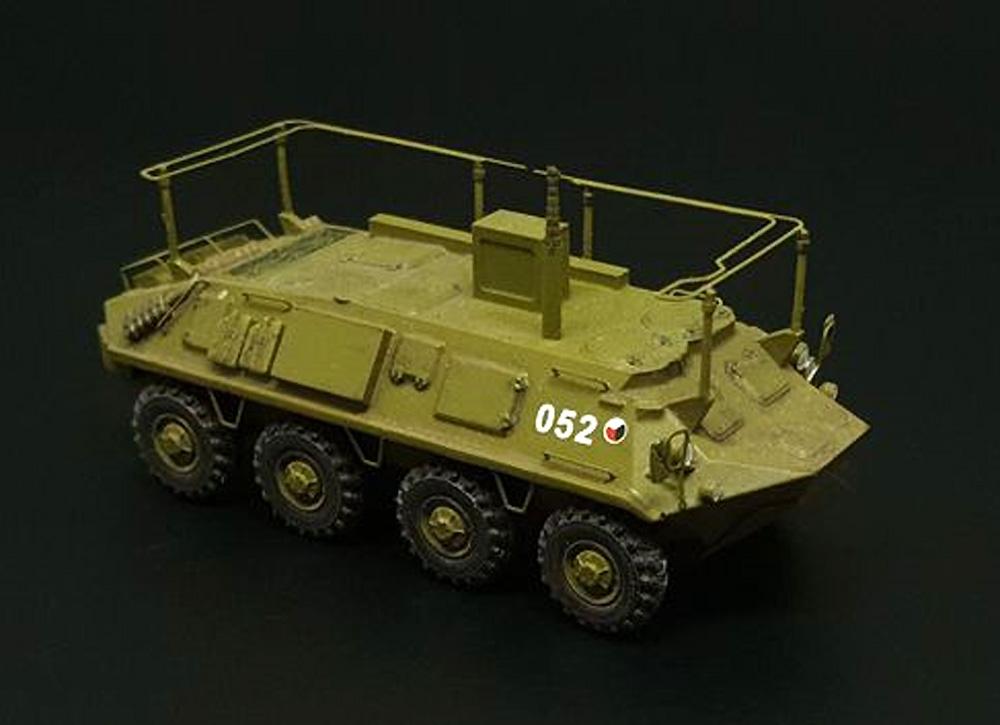 BTR-60PUレジン(ブレンガン1/144 レジンキットNo.BRS144050)商品画像_1