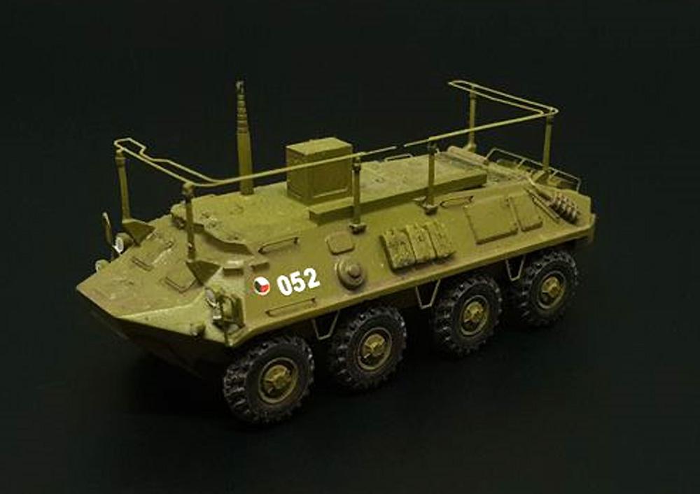 BTR-60PUレジン(ブレンガン1/144 レジンキットNo.BRS144050)商品画像_2