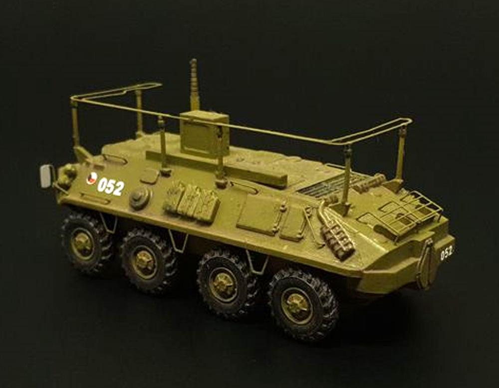 BTR-60PUレジン(ブレンガン1/144 レジンキットNo.BRS144050)商品画像_3