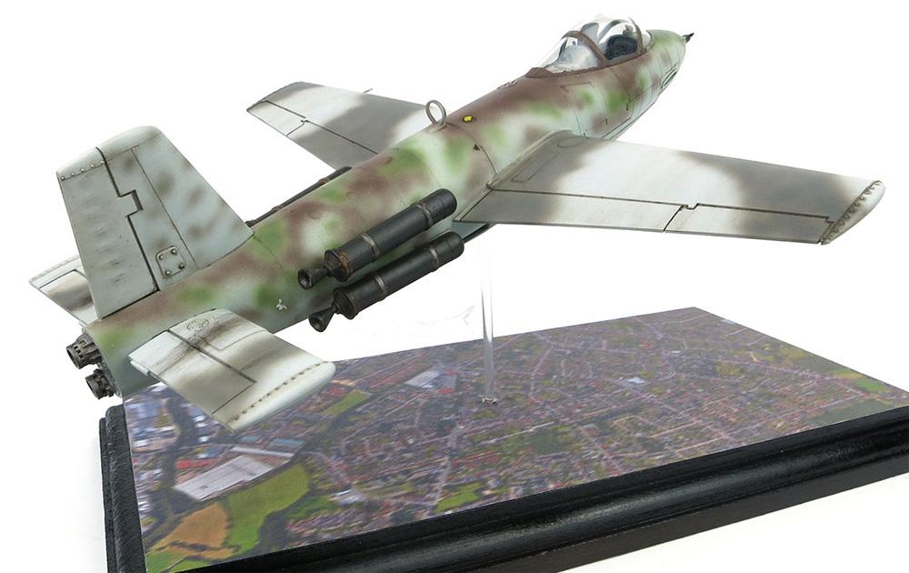 Ju EF-126 エリ / EF-127 ウォーリー 3in1プラモデル(ダス ヴェルク1/32 ミリタリーNo.DW32001)商品画像_3