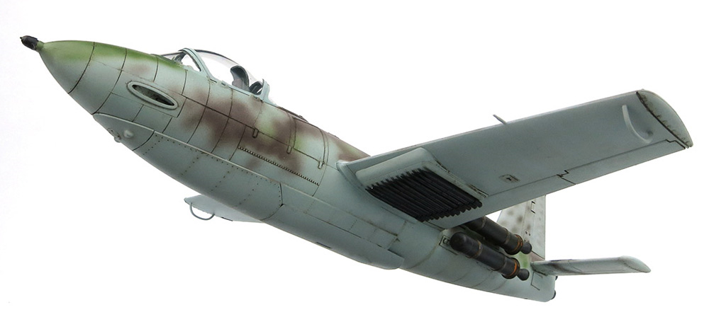 Ju EF-126 エリ / EF-127 ウォーリー 3in1プラモデル(ダス ヴェルク1/32 ミリタリーNo.DW32001)商品画像_4