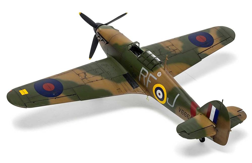 ホーカー ハリケーン Mk.1プラモデル(エアフィックス1/48 ミリタリーエアクラフトNo.A05127A)商品画像_2