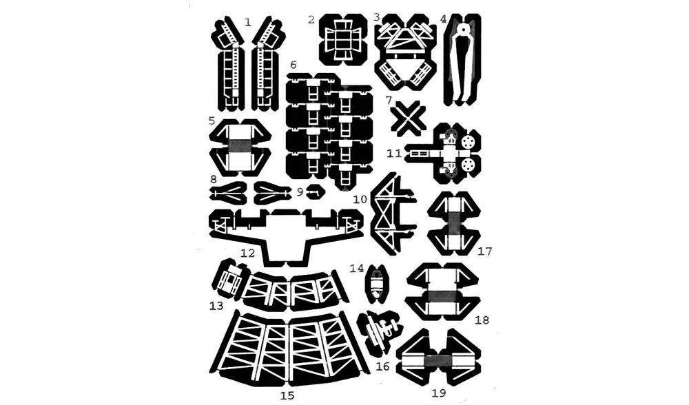 海上自衛隊 護衛艦 DDH-144 くらま エッチングパーツ付プラモデル(ピットロード1/700 スカイウェーブ J シリーズNo.J-077E)商品画像_3