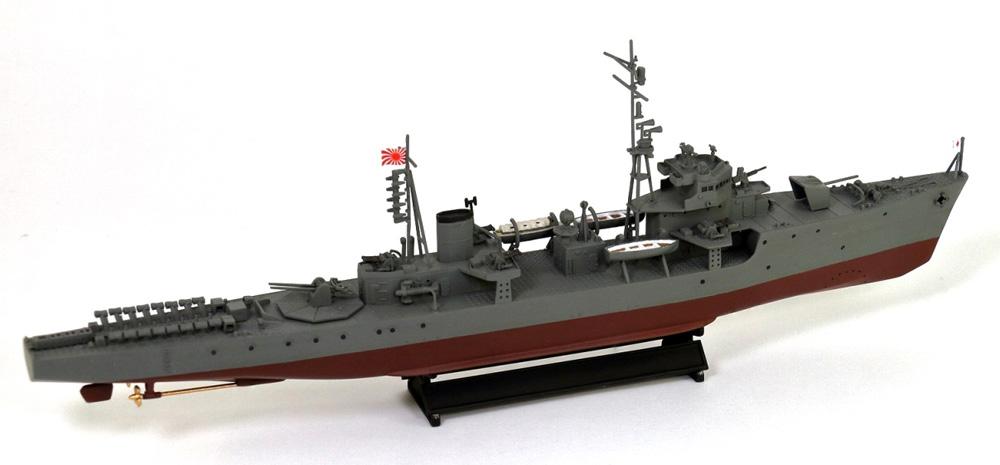 日本海軍 海防艦 鵜来型 三式投射機装備型 旗・旗竿・ネームプレート エッチング付き限定版プラモデル(ピットロード1/350 スカイウェーブ WB シリーズNo.WB001NH)商品画像_2