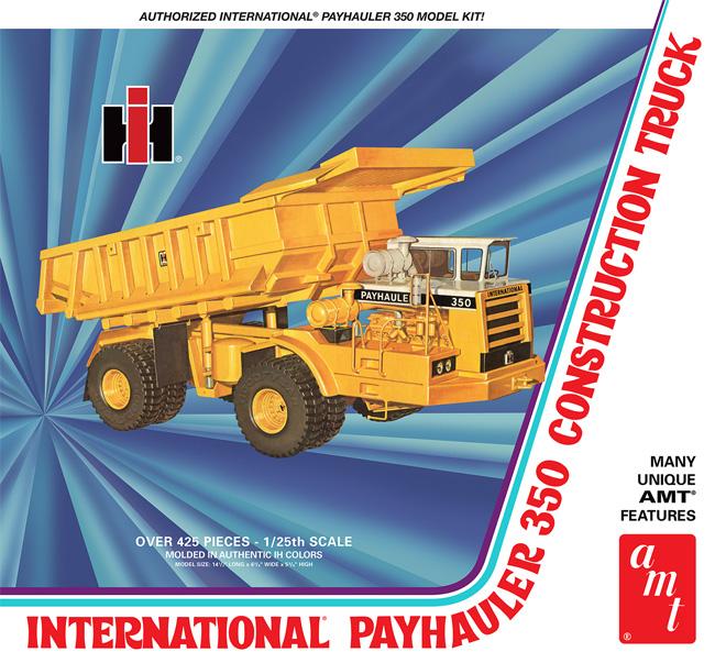 インターナショナル ペイハウラー 350プラモデル(amt1/25 カーモデルNo.AMT1209/04)商品画像