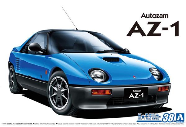 マツダ PG6SA AZ-1