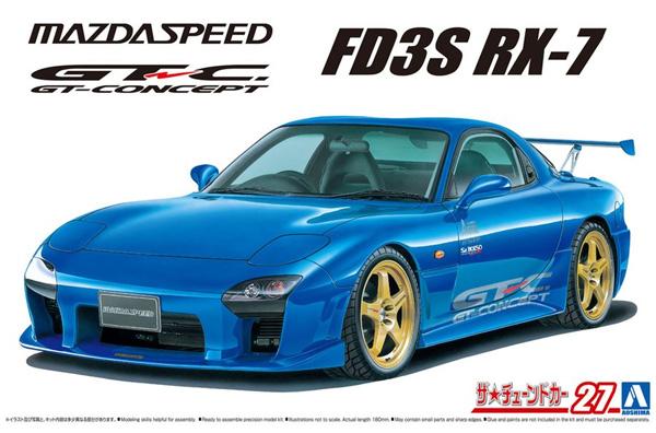 マツダスピード FD3S RX-7 Aスペック GTコンセプト