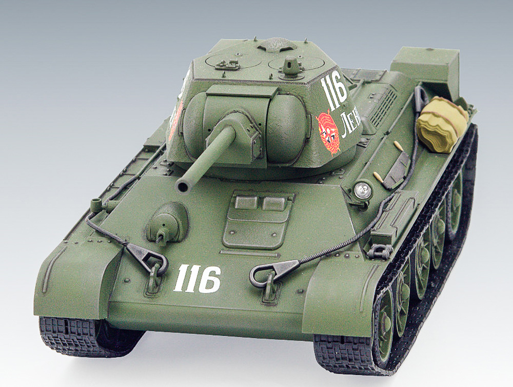 クルスクの戦い 1943年6月プラモデル(ICMダイオラマセットNo.DS3505)商品画像_1