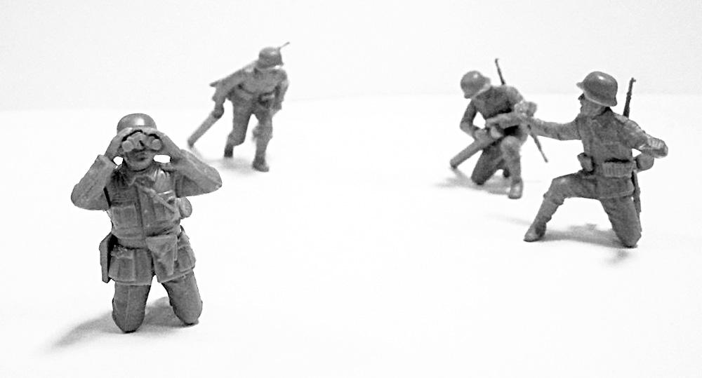 クルスクの戦い 1943年6月プラモデル(ICMダイオラマセットNo.DS3505)商品画像_2