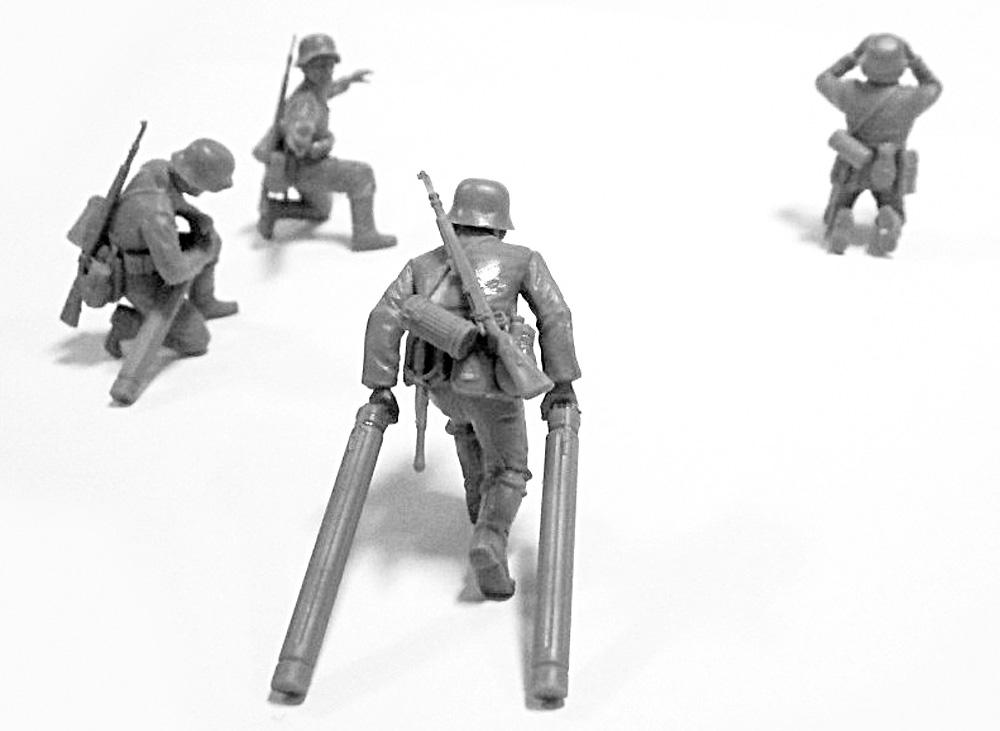 クルスクの戦い 1943年6月プラモデル(ICMダイオラマセットNo.DS3505)商品画像_3
