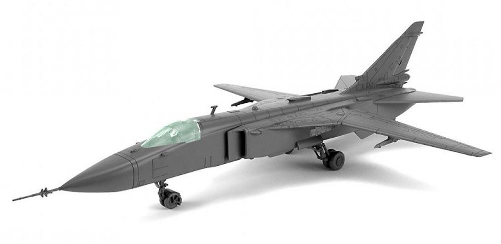 スホーイ Su-24M フェンサー D フォーリンサービスプラモデル(ARMORY1/144 エアクラフトNo.14703)商品画像_3