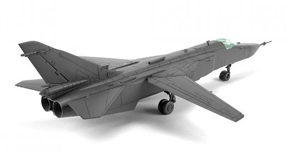 スホーイ Su-24M フェンサー D フォーリンサービスプラモデル(ARMORY1/144 エアクラフトNo.14703)商品画像_4