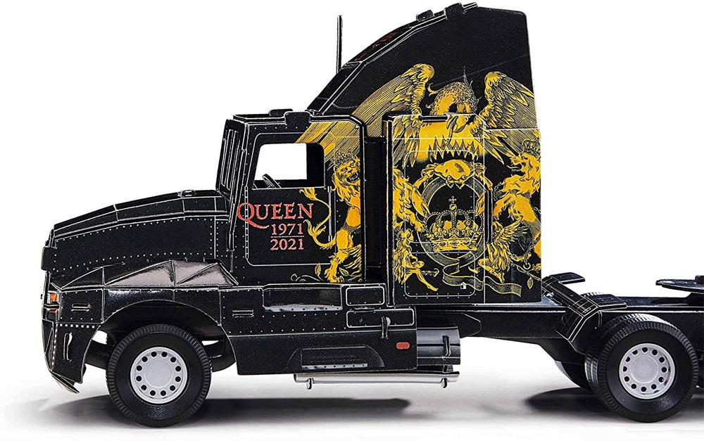 クイーン ツアートラック 50周年記念3D パズル(レベル3DパズルNo.00230)商品画像_2