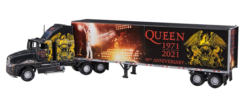 クイーン ツアートラック 50周年記念3D パズル(レベル3DパズルNo.00230)商品画像_3