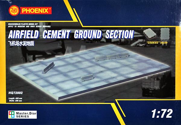 コンクリート飛行場エプロン (30 x 40cm)プラモデル(Phoenix ModelジオラマベースNo.HQ72002)商品画像