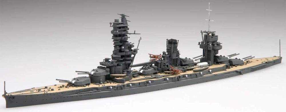 日本海軍 戦艦 扶桑 (昭和10年/13年)プラモデル(フジミ1/700 特シリーズNo.007)商品画像_2