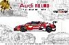 アウディ R8 LMS 2015 マカオ FIA GT3 ワールドカップ