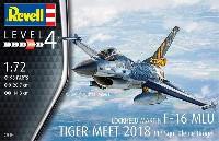 F-16MlLU タイガーミート 2018 31st Sqn. クライネ ブローゲル