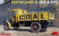 ミニアート1/35 ミニチュアシリーズイギリス 貨物自動車 3トン LGOC Bタイプ