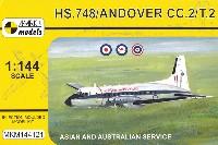 MARK 1ミリタリー インジェクションキットHS.748 / アンドーヴァー CC.2/T.2 戦術輸送機 アジア・オーストラリア