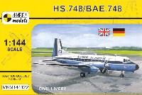 MARK 1ミリタリー インジェクションキットHS.748 / BAE.748 民間機