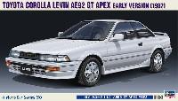 トヨタ カローラ レビン AE92 GT APEX 前期型