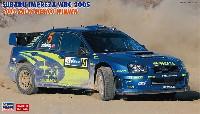 スバル インプレッサ WRC 2005 2005 ラリー メキシコ ウィナー