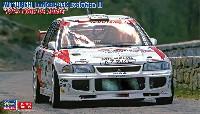 三菱 ランサー GSR エボリューション 3 1995 ツール・ド・コルス