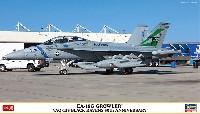 ハセガワ1/72 飛行機 限定生産EA-18G グラウラー VAQ-135 ブラック レイブンズ 50周年記念