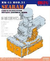 RPG Scalemodel1/35 ミリタリーアメリカ海軍 MK-15 MOD.31 シーラム w/追加装甲板