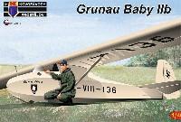 グルナウ ベイビー 2b グライダー