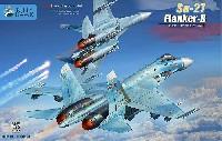 Su-27 フランカーB