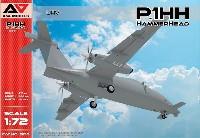 A&A MODELS1/72 プラスチックモデルピアッジョ セレックス P.1HH ハンマーヘッド 無人偵察機