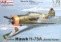 AZ model1/72 エアクラフト プラモデルカーチス ホーク H-75A ノルディックハンター