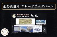 日本海軍 航空母艦 翔鶴 エッチングパーツ & 2ピース 25ミリ機銃