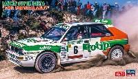 ハセガワ1/24 自動車 限定生産ランチア スーパーデルタ 1993 ポルトガル ラリー