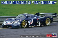 ザウバー メルセデス C9 1987 ノリスリンク