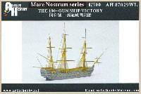 イギリス海軍 1等戦列艦 ヴィクトリー (洋上状態)