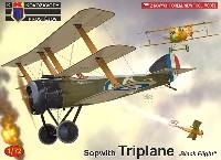 ソッピース トライプレーン ブラック小隊