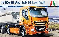 イヴェコ ハイウェイ 480 E5 トラック ロールーフ