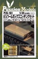 パッションモデルズ1/35 シリーズKVシリーズ ツールボックス エッチングセット