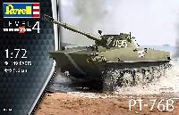 ソビエト PT-76B