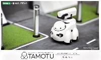 コトブキヤプラスチックキットメンテナンスロボット タモツ ホワイトVer.