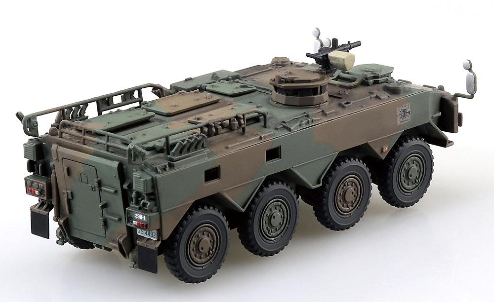 陸上自衛隊 96式装輪装甲車A型プラモデル(アオシマ1/72 ミリタリーモデルキットシリーズNo.022)商品画像_4